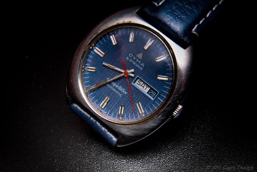 Zegarek Cyma
